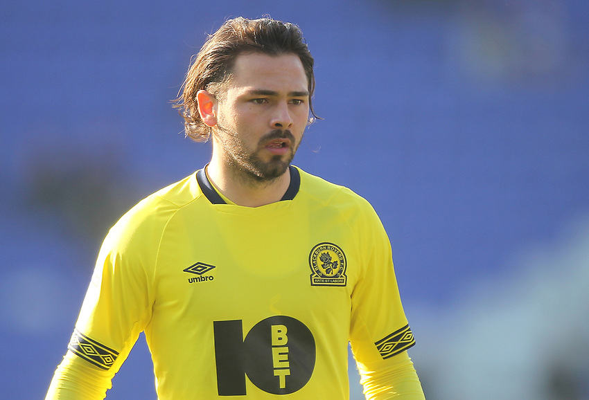 Blackburn Rovers Bradley Dack<br /> <br /> Photographer Mick Walker/CameraSport<br /> <br /> The EFL Sky Bet Championship - Birmingham City v Blackburn Rovers - Saturday 23rd February 2019 - St Andrew's - Birmingham<br /> <br /> World Copyright © 2019 CameraSport. All rights reserved. 43 Linden Ave. Countesthorpe. Leicester. England. LE8 5PG - Tel: +44 (0) 116 277 4147 - admin@camerasport.com - www.camerasport.com