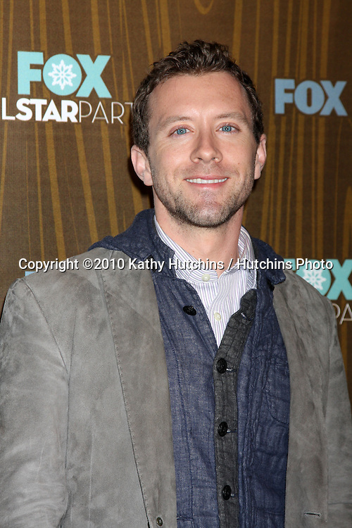 T.J. Thyne.arriving at the 2010 Winter Fox TCA Party .Villa Sorisso Resturant.Pasadena, CA.January 11, 2010.©2010 Kathy Hutchins / Hutchins Photo....