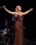 """Rita Harvey, as part of Neil Berg's """"100 Years of Broadway."""",  performs at the Philharmonic Society of Orange County's 2012 Gala."""