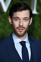 "LONDON, UK. November 13, 2019: Harry Treadaway arriving for ""The Crown"" series 3 premiere at the Curzon Mayfair, London.<br /> Picture: Steve Vas/Featureflash"