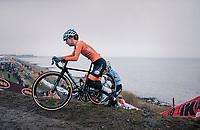 Denise Betsema (NED/Marlux-Bingoal)<br /> <br /> Women&rsquo;s Elite race<br /> <br /> UCI 2019 Cyclocross World Championships<br /> Bogense / Denmark<br /> <br /> &copy;kramon