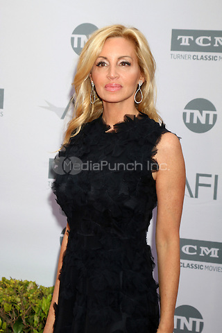 LOS ANGELES, CA - JUNE 9: Camille Grammer at the American Film Institute 44th Life Achievement Award Gala Tribute to John Williams at the Dolby Theater on June 9, 2016 in Los Angeles, California. Credit: David Edwards/MediaPunch