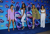 2017 Teen Choice Awards - Press Room