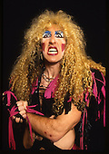 1985: TWISTED SISTER - Dee Snider photosession in London