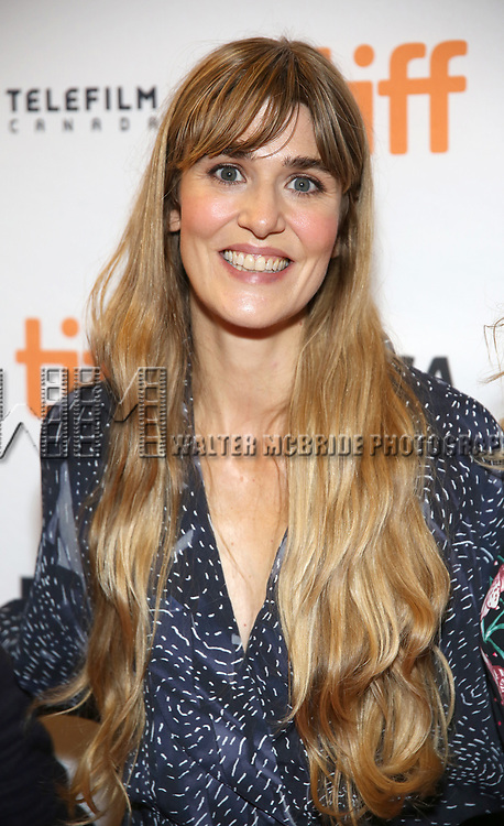 Director Lisa Langseth attends the 'Euphoria' premiere during the 2017 Toronto International Film Festival at Winter Garden Theatre on September 11, 2017 in Toronto, Canada.
