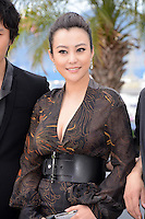 "Hao Lei attending the ""Mystery"" Photocall during the 65th annual International Cannes Film Festival in Cannes, France, 17th May 2012..Credit: Timm/face to face /MediaPunch Inc. ***FOR USA ONLY***"
