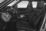 Front seat view of a 2015 Land Rover RANGE ROVER SPORT HSE Dynamic 5 Door SUV Front Seat car photos