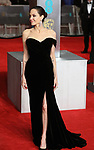 18.02.2018; London, England: ANGELINA JOLIE<br /> attends the 71st British Academy Film Awards (BAFTA) at the Royal Albert Hall, London<br /> Mandatory Photo Credit: &copy;NEWSPIX INTERNATIONAL<br /> <br /> IMMEDIATE CONFIRMATION OF USAGE REQUIRED:<br /> Newspix International, 31 Chinnery Hill, Bishop's Stortford, ENGLAND CM23 3PS<br /> Tel:+441279 324672  ; Fax: +441279656877<br /> Mobile:  07775681153<br /> e-mail: info@newspixinternational.co.uk<br /> Usage Implies Acceptance of Our Terms &amp; Conditions<br /> Please refer to usage terms. All Fees Payable To Newspix International