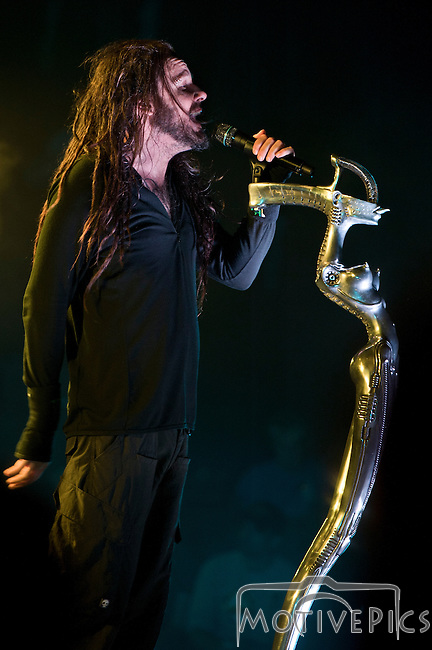 Korn playing Peabody Opera House May 25th, 2013.