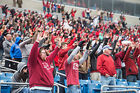 NWA Democrat-Gazette/BEN GOFF @NWABENGOFF<br /> Arkansas holds their Red vs White Game Saturday, April 7, 2018, at War Memorial Stadium in Little Rock.