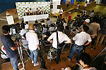 General View,<br /> AUGUST 4, 2016 - skateboarding :<br /> Japan Roller Sports Federation holds a press conference<br /> after it was decided that the sport of skateboarding would be added to the Tokyo 2020 Summer Olympic Games<br /> on August 4th, 2016 in Tokyo, Japan.<br /> (Photo by Shingo Ito/AFLO)