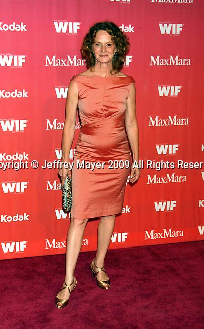 CENTURY CITY, CA. - June 12: Melissa Leo arrives at Women In Film's 2009 Crystal + Lucy Awards held at the Hyatt Regency Century Plaza on June 12, 2009 in Century City, California.