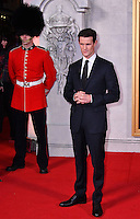 Matt Smith<br /> Premiere of The Crown, a new Netflix TV series about the reign of Queen Elizabeth II, at Odeon Leicester Square, London, England November 01, 2016.<br /> CAP/JOR<br /> &copy;JOR/Capital Pictures /MediaPunch ***NORTH AND SOUTH AMERICAS ONLY***