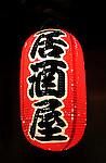 Traditional Japanese Lantern.