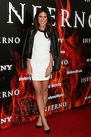 LOS ANGELES, CA - OCTOBER 25: Joslyn Davis at  the screening of Sony Pictures Releasing's 'Inferno' held at the DGA Theater on October 25, 2016 in Los Angeles, California. Credit: David Edwards/MediaPunch