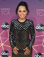 05 August 2019 - West Hollywood, California - Amirah Vann. ABC's TCA Summer Press Tour Carpet Event held at Soho House.   <br /> CAP/ADM/BB<br /> ©BB/ADM/Capital Pictures