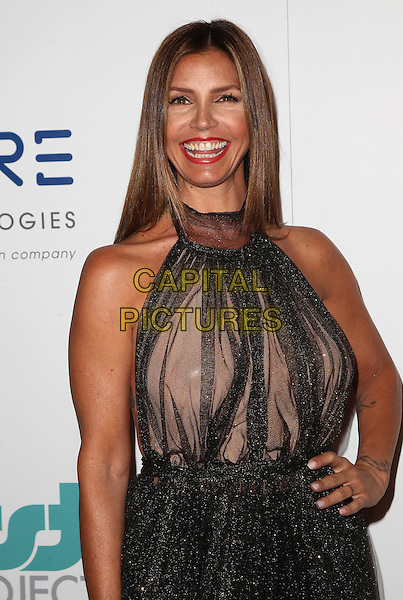 24 June 2014 - Beverly Hills, California - Charisma Carpenter. 5th Annual Thirst Project Gala held at the Beverly Hilton Hotel. <br /> CAP/ADM/FS<br /> &copy;Faye Sadou/AdMedia/Capital Pictures