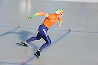SCHAATSEN: BOEDAPEST: Essent ISU European Championships, 07-01-2012, 500m Men, Ted Jan Bloemen NED, ©foto Martin de Jong