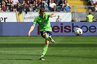 Sebastian Jung (VfL Wolfsburg) - 06.05.2017: Eintracht Frankfurt vs. VfL Wolfsburg, Commerzbank Arena, 32. Spieltag