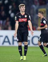 FUSSBALL   DFB POKAL 2. RUNDE   SAISON 2013/2014 SC Freiburg - VfB Stuttgart      25.09.2013 Timo Werner (VfB Stuttgart)