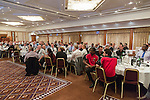 17/07/2015 The IRTE Skills Challenge 2015 prize-giving takes place at The National Motorcycle Museum, Birmingham. Nominees, managers, sponsors and guests sit for the lunch.