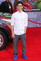 """HOLLYWOOD, LOS ANGELES, CA, USA - MARCH 11: Cameron Boyce at the World Premiere Of Disney's """"Muppets Most Wanted"""" held at the El Capitan Theatre on March 11, 2014 in Hollywood, Los Angeles, California, United States. (Photo by Xavier Collin/Celebrity Monitor)"""