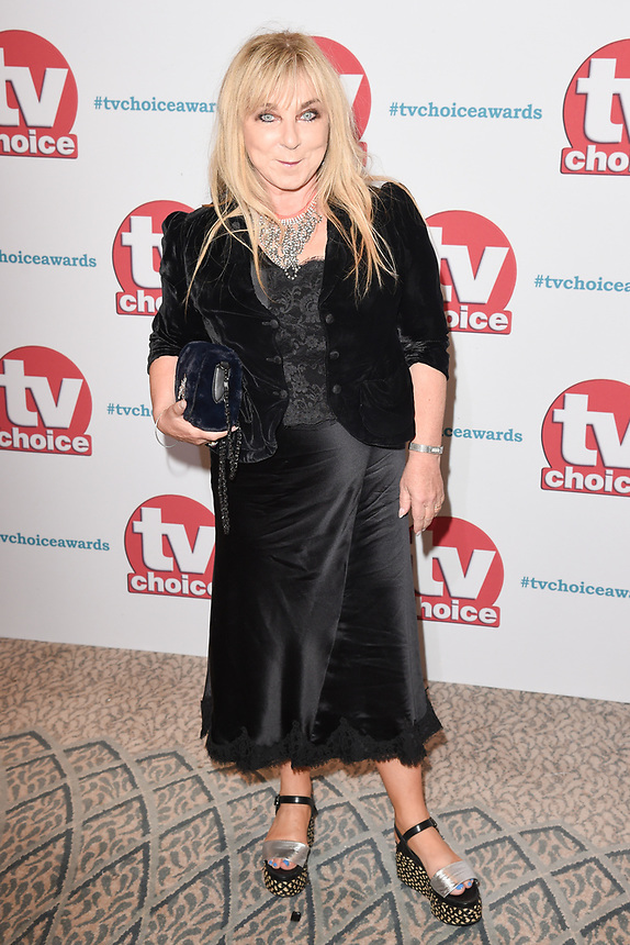 Helen Lederer<br /> arriving for the TV Choice Awards 2017 at The Dorchester Hotel, London. <br /> <br /> <br /> ©Ash Knotek  D3303  04/09/2017