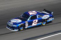 Feb 29, 2008; Las Vegas, NV, USA; NASCAR Sprint Cup Series driver Kurt Busch during practice for the UAW Dodge 400 at Las Vegas Motor Speedway. Mandatory Credit: Mark J. Rebilas-US PRESSWIRE