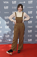"""TORONTO, ONTARIO - SEPTEMBER 08: Ashleigh Cummings attends """"The Goldfinch"""" press conference during the 2019 Toronto International Film Festival at TIFF Bell Lightbox on September 08, 2019 in Toronto, Canada. <br /> CAP/MPIIS<br /> ©MPIIS/Capital Pictures"""