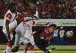Deportivo Cucuta empato  0x0 a Santa Fe la segunda fecha de el torneo apertura de la liga postobon del futbol Colombiano
