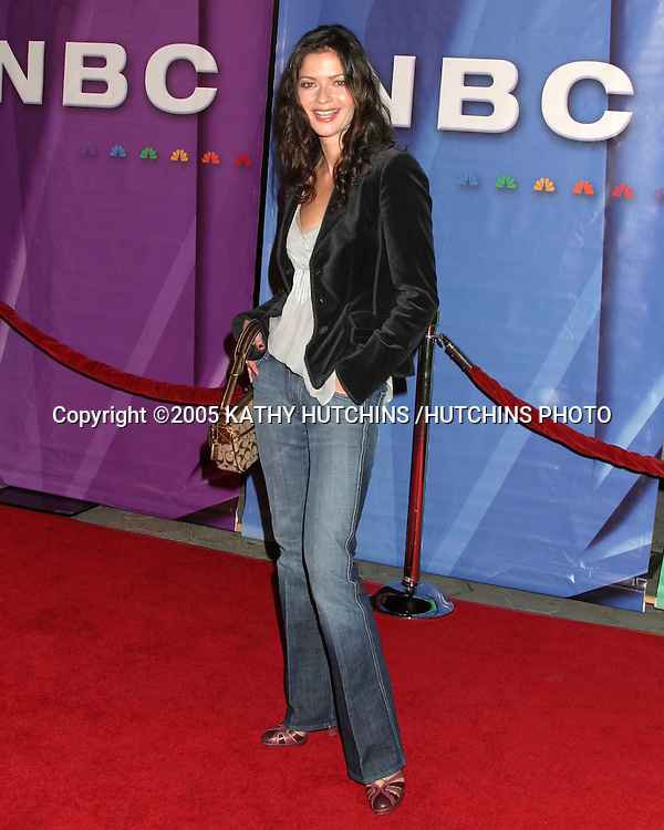 ©2005 KATHY HUTCHINS /HUTCHINS PHOTO.NBC/ UNIVERSAL TELEVISION CRITICS ASSOC.PARTY.UNIVERSAL CITY, CA.JANUARY 21, 2005..JILL HENNESSY