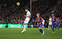 Burnley's Johann Gudmundsson<br /> <br /> Photographer Rob Newell/CameraSport<br /> <br /> The Premier League - Saturday 1st December 2018 - Crystal Palace v Burnley - Selhurst Park - London<br /> <br /> World Copyright &copy; 2018 CameraSport. All rights reserved. 43 Linden Ave. Countesthorpe. Leicester. England. LE8 5PG - Tel: +44 (0) 116 277 4147 - admin@camerasport.com - www.camerasport.com