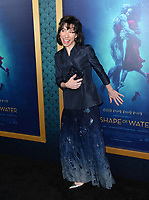Sally Hawkins at the Los Angeles premiere of &quot;The Shape of Water&quot; at the Academy of Motion Picture Arts &amp; Sciences, Beverly Hills, USA 15 Nov. 2017<br /> Picture: Paul Smith/Featureflash/SilverHub 0208 004 5359 sales@silverhubmedia.com