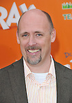 Director Chris Renaud at the Dr. Seuss The Lorax Premiere held at  Universal Studios  Hollywood, Universal City, CA.. February 19, 2012
