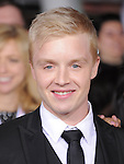 Noel Fisher attends The world premiere of Summit Entertainment's THE TWILIGHT SAGA: BREAKING DAWN -PART 2 held at  Nokia Theater at L.A. Live in Los Angeles, California on November 12,2012                                                                               © 2012 DVS / Hollywood Press Agency