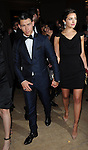Nick Jonas and Olivia Culpo<br /> <br /> <br /> <br />  leaving The 2014 Golden Globes held at The Beverly Hilton Hotel in Beverly Hills, California on January 12,2014                                                                               © 2014 Hollywood Press Agency