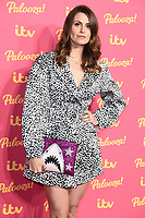 LONDON, UK. November 12, 2019: Ellie Taylor arriving for the ITV Palooza at the Royal Festival Hall, London.<br /> Picture: Steve Vas/Featureflash
