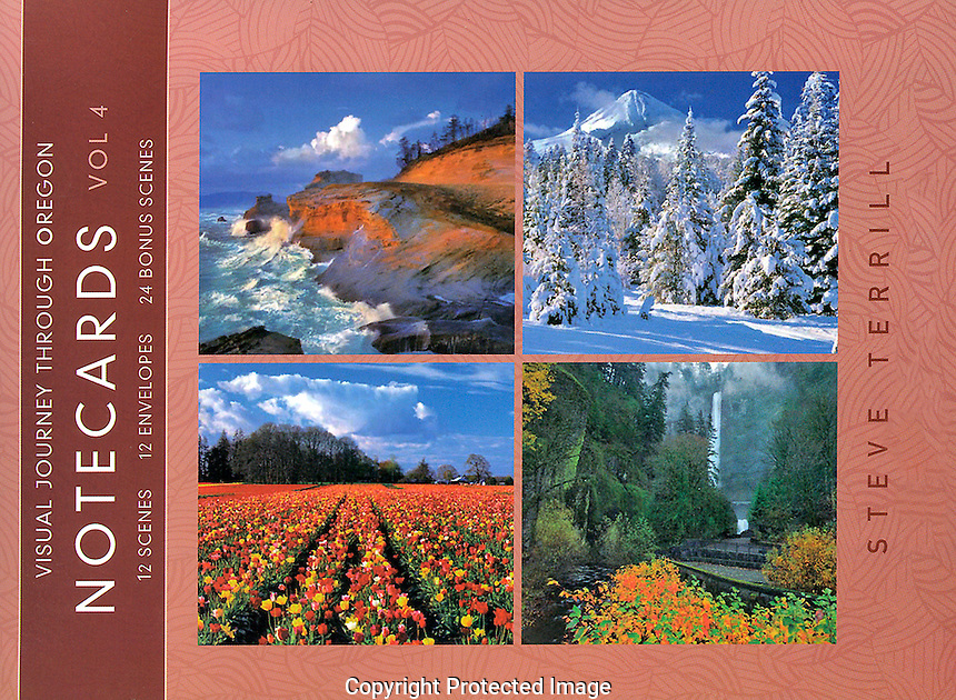 NOTECARD VOLUME 4 - Price 14.99$. <br />