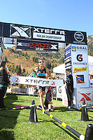2016 XTERRA Utah - Finish