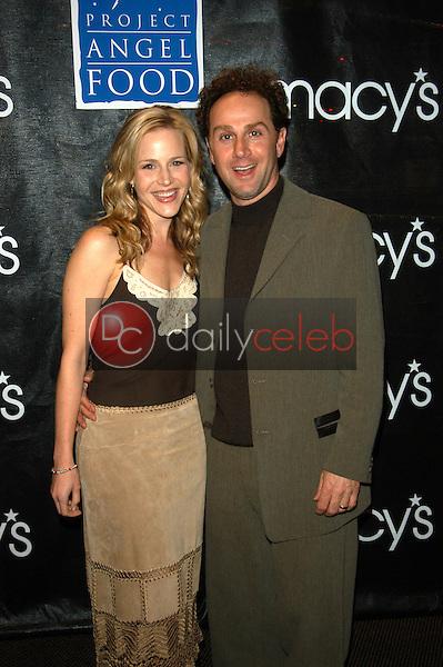Julie Benz and husband Jon Kassir