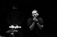 Die Weisse Rose performs at Paddock club in Madrid