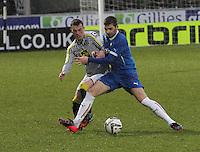 St Mirren v Rangers Development League 300315