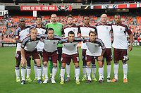 Colorado Rapids Starting Eleven. D.C. United defeated the Colorado Rapids 2-0 at RFK Stadium, Wednesday May 16, 2012.