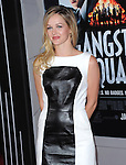 Ambyr Childers at Warner Bros Pictures' L.A. Premiere of Gangster Squad held aat The Grauman's Chinese Theater in Hollywood, California on January 07,2013                                                                   Copyright 2013 Hollywood Press Agency