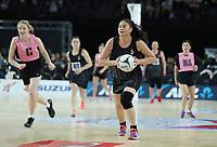 15.09.2018 Parli Ferns v Media Ferns at Spark Arena in Auckland. Mandatory Photo Credit ©Michael Bradley.