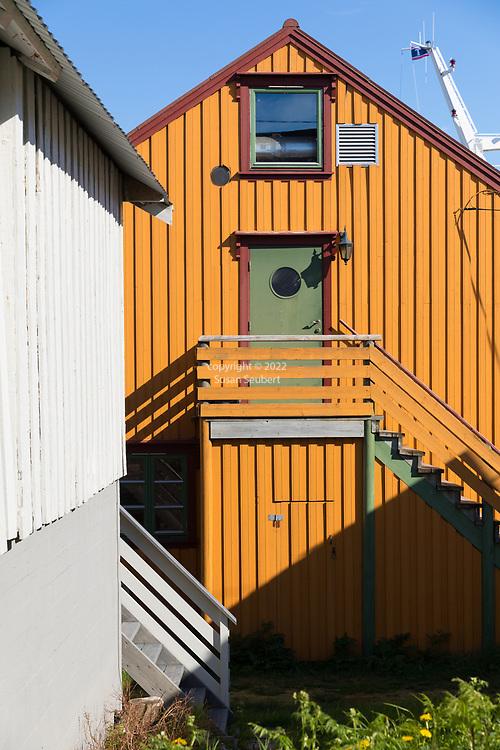 Skrova, Norway, Europe