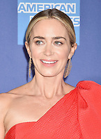 PALM SPRINGS, CA - JANUARY 03: Emily Blunt attends the 30th Annual Palm Springs International Film Festival Film Awards Gala at Palm Springs Convention Center on January 3, 2019 in Palm Springs, California.<br /> CAP/ROT/TM<br /> ©TM/ROT/Capital Pictures