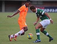 Envigado FC V.S. Deportivo Cali 13-04-2014
