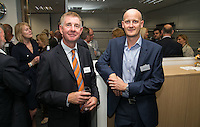 Andrew Butcher of Saxondale Properties and James Bailey of Bruton Knowles