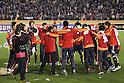 U-23U-23 Japan National Team Group (JPN), March 14, 2012 - Football / Soccer : 2012 London Olympics Asian Qualifiers Final Round, Group C .Match between U-23 Japan 2-0 U-23 Bahrain at National Stadium, Tokyo, Japan. (Photo by Daiju Kitamura/AFLO SPORT) [1045]